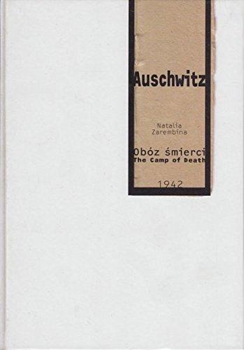 9788389571779: Auschwitz: The Camp of Death / Oboz smierci