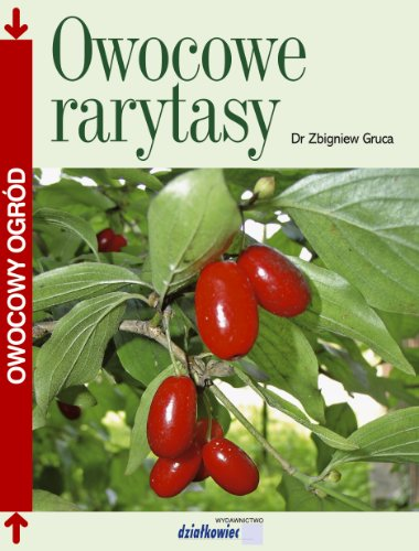 Owocowe rarytasy (Paperback): Zbigniew Gruca