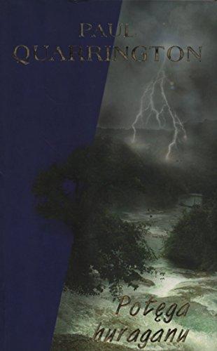 9788389779601: Potega huraganu