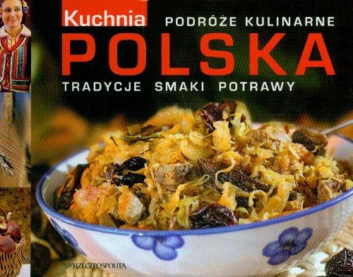 Podroze kulinarne Kuchnia polska t.25: n/a