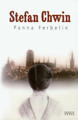 9788389859099: Panna Ferbelin