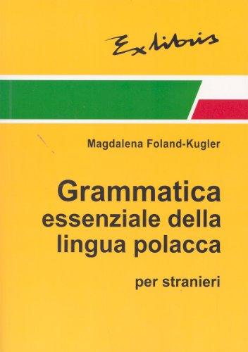 9788389913708: Zwiezla gramatyka polska dla cudzoziemcow (wersja wloska)
