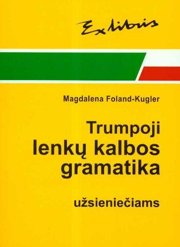 9788389913777: Zwiezla gramatyka polska dla cudzoziemcow