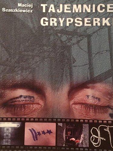 9788390038377: Tajemnice grypserki (Polish Edition)