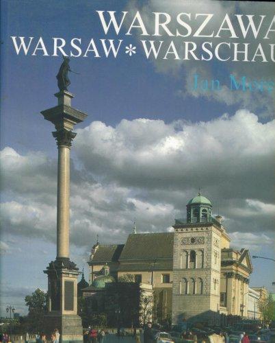 Warszawa. Warsaw. Warschau (400 Years of Warsaw as the Capital of Poland): Jan Morek