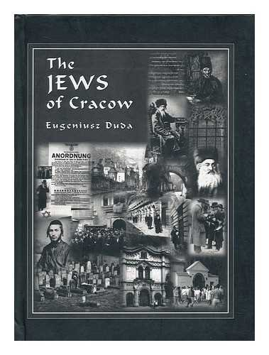 9788390342160: The Jews of Cracow