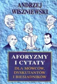 9788390652016: Aforyzmy i cytaty dla mówców, dyskutantów i biesiadników (Polish Edition)