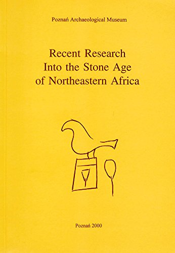 Recent Research into the Stone Age of