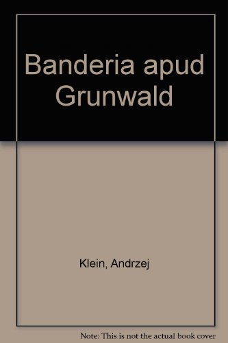 9788391233405: Banderia apud Grunwald (Polish Edition)