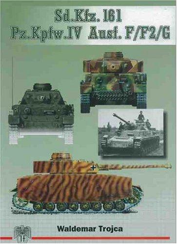 9788391534793: Sd.Kfz.161 Pz.Kpfw.IV Ausf. F/F2/G