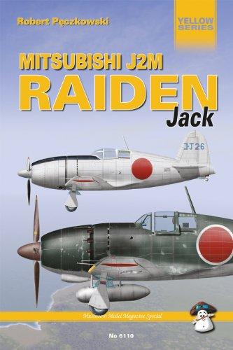 9788391632772: Mitsubishi J2M Raiden (Jack) (Yellow Series)