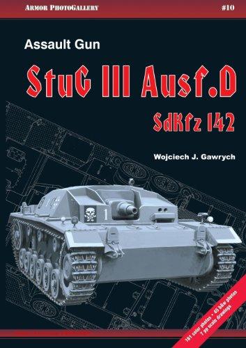 9788392025429: Assault Gun StuG III Ausf.D SdKfz 142 (Armor PhotoGallery)