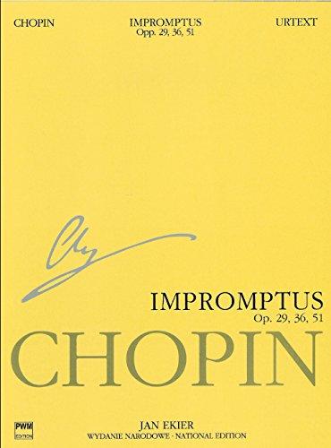 Impromptus Op. 29, 36, 51: Chopin National