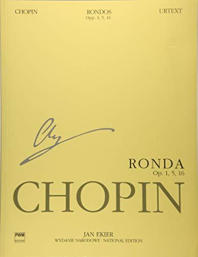Rondos for Piano: Chopin National Edition Vol.