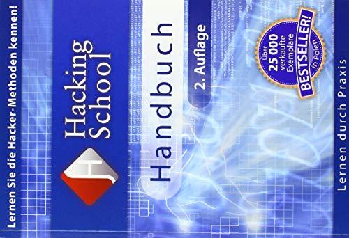 9788392374510: Hacking School: Interaktiver Trainingskurs