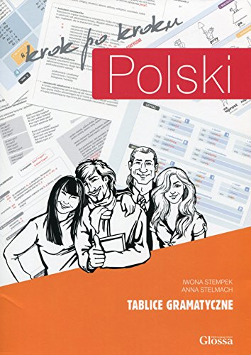 9788393073146: Polski krok po kroku: Tablice gramatyczne (Polish Edition)