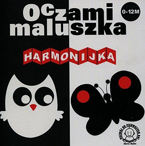 9788393254743: Oczami maluszka Harmonijka