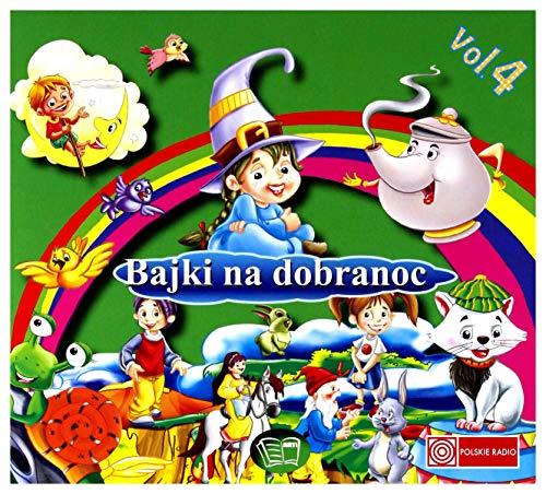 9788393312818: Bajki na dobranoc. Vol. 4. Ksiazka audio CD