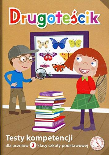 9788393366255: Drugotescik Testy kompetencji dla uczniow 2 klasy szkoly podstawowej