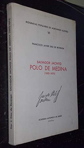 Salvador Jacinto Polo de Medina (1603-1676) (Biografias: Francisco Javier Diez