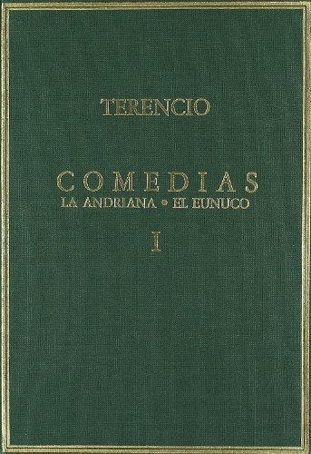 9788400023355: Comedias. Vol. I. La Andriana. El Eunuco (Alma Mater)