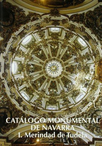 9788400046255: Catálogo monumental de Navarra