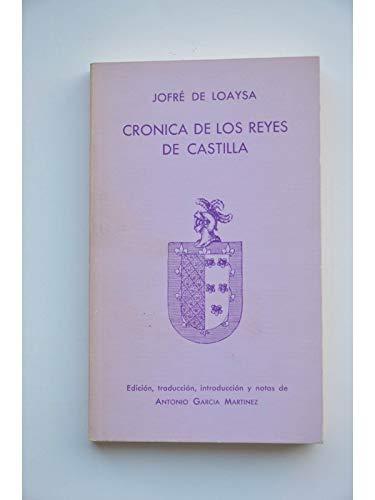 9788400050177: Crónica de los reyes de Castilla: Fernando III, Alfonso X, Sancho IV y Fernando IV (1248-1305) (Biblioteca murciana de bolsillo) (Spanish Edition)