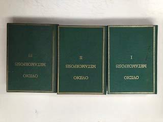 9788400051938: Metamorfosis (Colección hispánica de autores griegos y latinos) (Latin Edition)