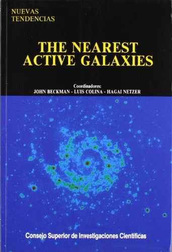 The nearest active galaxies.