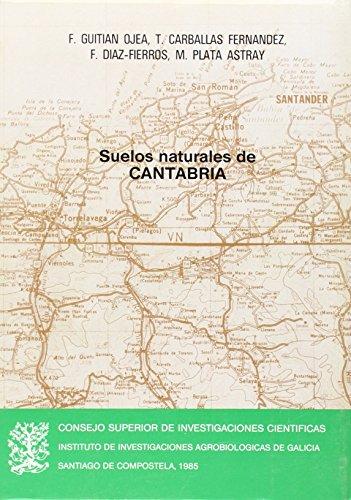 9788400061234: Suelos naturales de Cantabria