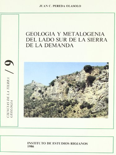 GEOLOGIA Y METALOGENIA DEL LADO SUR DE: PEREDA OLASOLO, J.