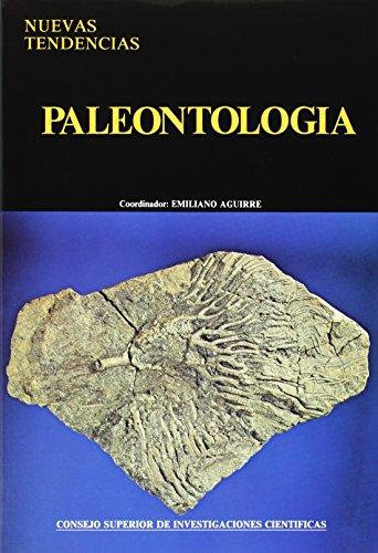 9788400069681: Paleontologia (Coleccion Nuevas tendencias) (Spanish Edition)