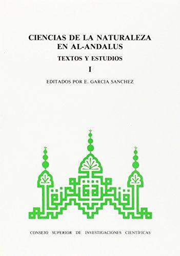 9788400070274: Ciencias de la naturaleza en al-Andalus (Spanish Edition)