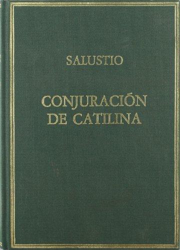 9788400071189: Conjuracion de Catilina. (Ed. de Jose Manuel Pabon)