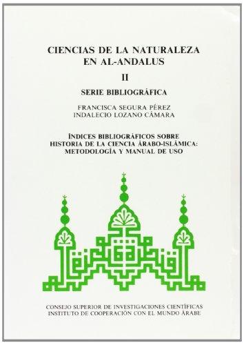 9788400074265: Ciencias de la naturaleza en Al-Andalus. Tomo III. Textos y estudios
