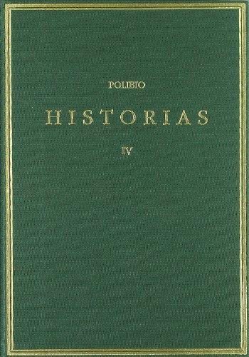 9788400075569: Historias. Vol. IV. Libro IV (Alma Mater)