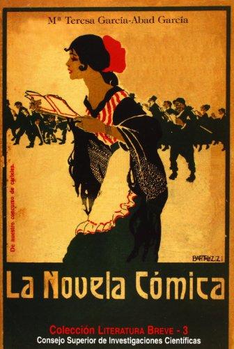 9788400076665: La Novela Comica