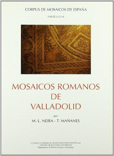 9788400077167: Mosaicos romanos de Valladolid (Corpus de mosaicos de España) (Spanish Edition)