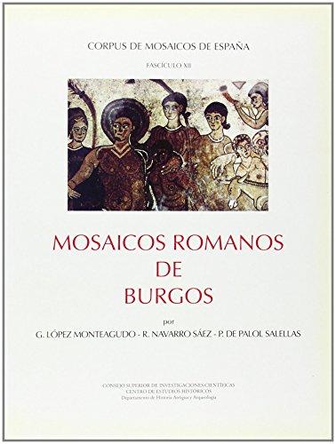 MOSAICOS ROMANOS DE BURGOS: Rosario Navarro Sáez;
