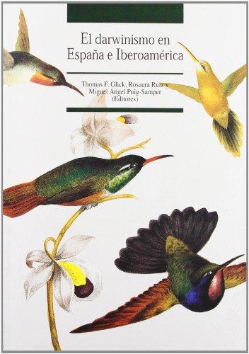9788400078560: El darwinismo en España e Iberoamérica (Colección Actas)