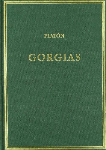 9788400079727: Gorgias (Alma Mater)