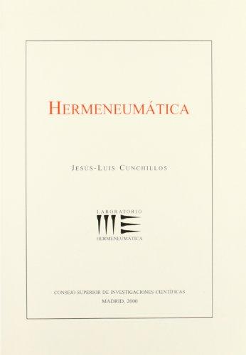 9788400079895: Hermeneumática: Artículos y conferencias (Banco de Datos Filológicos Semíticos Noroccidentales)