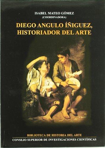 9788400080020: DIEGO ANGULO: OPERA DISPERSA: HOMENAJE EN EL CENTENARIO DE SU NAC IMIENTO