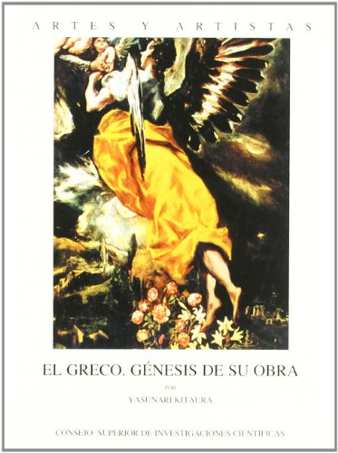 9788400081607: El Greco, génesis de su obra: 56 (Artes y Artistas)