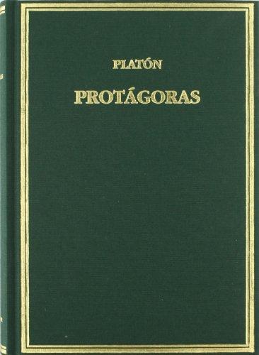 9788400083526: Protágoras (Alma Mater)