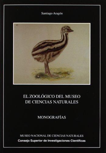 9788400083564: El zoológico del Museo de Ciencias Naturales de Madrid: Mariano de la Paz Graells (1809-1898), la Sociedad de Aclimatación y los animales útiles ... de Aclimatación y los animales útiles: 21