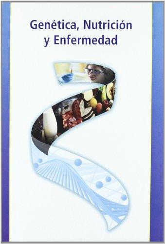 9788400086626: GenA®tica, nutriciA¦n y enfermedad