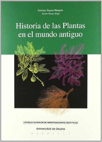 9788400088606: Historia de las plantas en el mundo antiguo