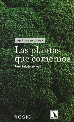 9788400088705: Las plantas que comemos