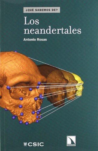 9788400089856: Los neandertales (¿Què sabemos de?)